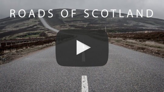Roads of Scotland