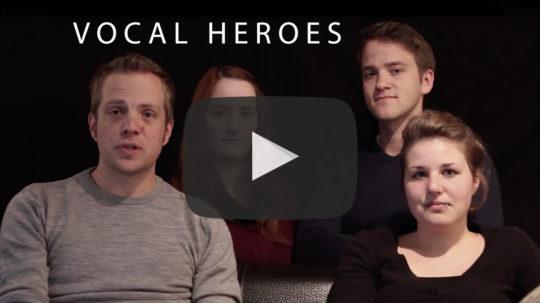Imagefilm Vocal Heroes