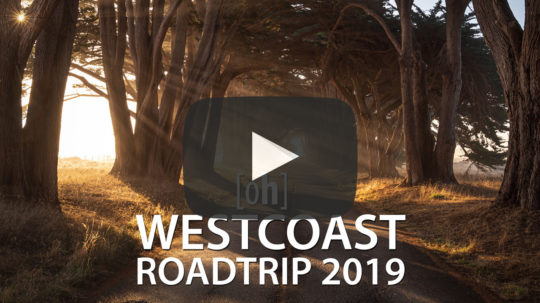 Westcoast Roadtrip 2019